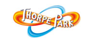 Up to to 49% off entry to THORPE PARK Resort Logo